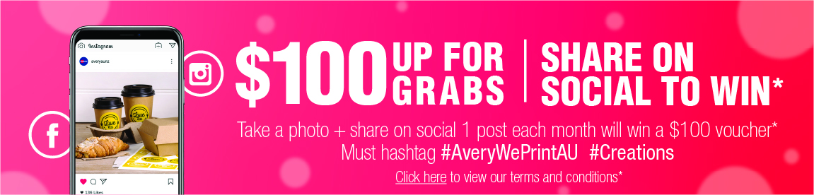 Share WePrint Photo and get a chance to win $100