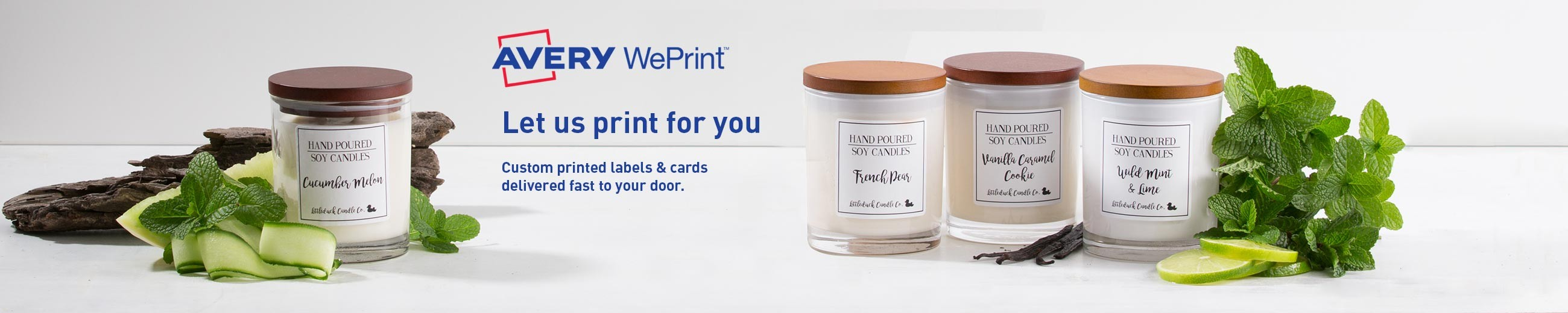 WePrint Candles