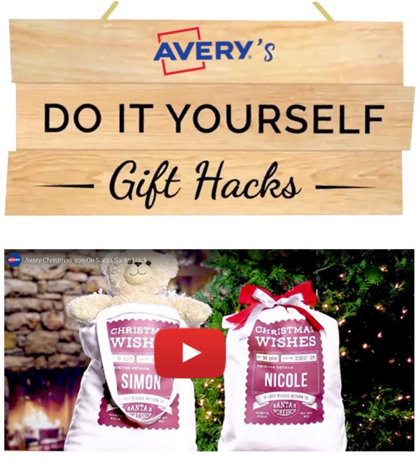 Avery Christmas Templates and Product | Avery Australia