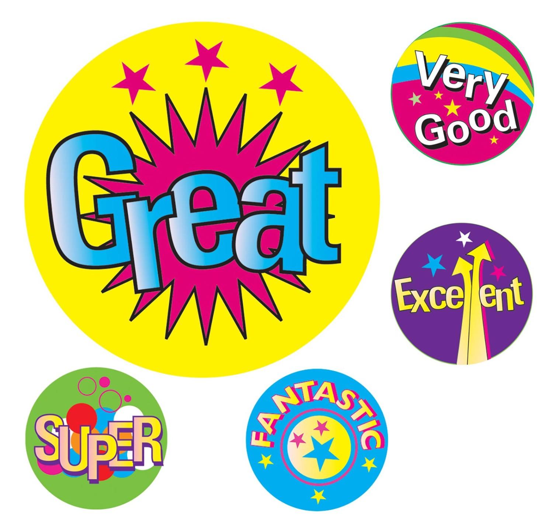 Merit Stickers | 69623 | Avery Australia |Very Good Clipart