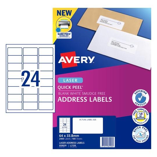 All Labels | Avery Australia