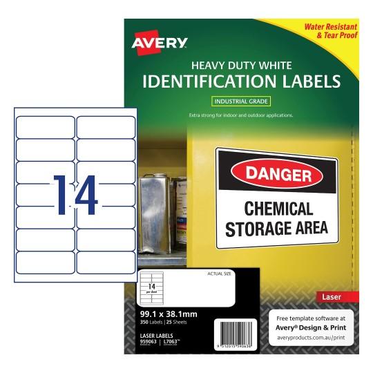 Address Labels With Quick Peel 959004 Avery Australia
