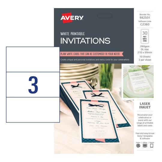 Postcards 982502 Avery Australia